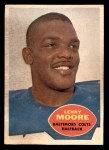 1960 Topps #3  Lenny Moore  Front Thumbnail