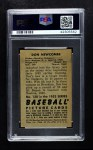 1952 Bowman #128  Don Newcombe  Back Thumbnail