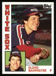 1984 Topps #280  Floyd Bannister  Front Thumbnail