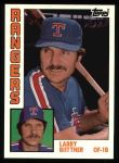 1984 Topps #283  Larry Bittner  Front Thumbnail