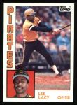 1984 Topps #462  Lee Lacy  Front Thumbnail