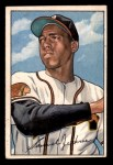 1952 Bowman #84  Sam Jethroe  Front Thumbnail