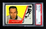 1963 Topps #25  Pierre Pilote  Front Thumbnail