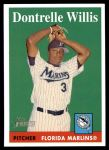 2007 Topps Heritage #431  Dontrelle Willis  Front Thumbnail