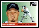 2004 Topps Heritage #82  Rey Ordonez  Front Thumbnail