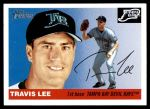 2004 Topps Heritage #192  Travis Lee  Front Thumbnail