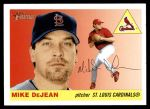 2004 Topps Heritage #337  Mike DeJean  Front Thumbnail