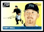 2004 Topps Heritage #147  Toby Hall  Front Thumbnail