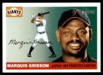 2004 Topps Heritage #247  Marquis Grissom  Front Thumbnail