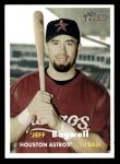2006 Topps Heritage #43  Jeff Bagwell  Front Thumbnail