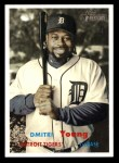 2006 Topps Heritage #74  Dmitri Young  Front Thumbnail