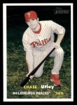 2006 Topps Heritage #211  Chase Utley  Front Thumbnail