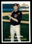 2006 Topps Heritage #237  Jose Castillo  Front Thumbnail