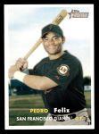 2006 Topps Heritage #262  Pedro Feliz  Front Thumbnail