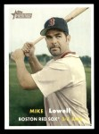 2006 Topps Heritage #399  Mike Lowell  Front Thumbnail