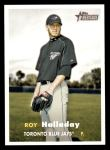 2006 Topps Heritage #416  Roy Halladay  Front Thumbnail