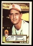 1952 Topps REPRINT #102  Bill Kennedy  Front Thumbnail