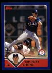 2003 Topps #513  Michael Young  Front Thumbnail