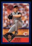2003 Topps #542  Jimmy Haynes  Front Thumbnail