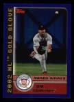 2003 Topps #702   -  Jim Edmonds Award Winners Front Thumbnail