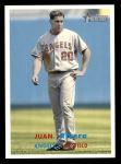 2006 Topps Heritage #454  Juan Rivera  Front Thumbnail