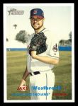 2006 Topps Heritage #455  Jake Westbrook  Front Thumbnail