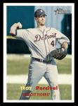 2006 Topps Heritage #152  Troy Percival  Front Thumbnail