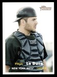 2006 Topps Heritage #49  Paul Lo Duca  Front Thumbnail