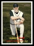 2006 Topps Heritage #53  Aubrey Huff  Front Thumbnail