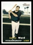 2006 Topps Heritage #3  Daryle Ward  Front Thumbnail
