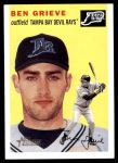 2003 Topps Heritage #33  Ben Grieve  Front Thumbnail