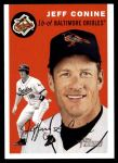 2003 Topps Heritage #78  Jeff Conine  Front Thumbnail