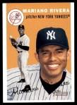 2003 Topps Heritage #119  Mariano Rivera  Front Thumbnail