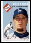 2003 Topps Heritage #185  Eric Gagne  Front Thumbnail