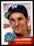 1953 Topps Archives #13  Conrado Marrero  Front Thumbnail