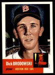 1953 Topps Archives #69  Dick Brodowski  Front Thumbnail