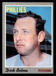 1970 Topps #24  Dick Selma  Front Thumbnail