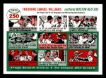 1954 Topps Archives #250 A Ted Williams  Back Thumbnail