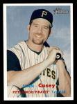 2006 Topps Heritage #9  Sean Casey  Front Thumbnail