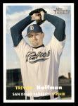 2006 Topps Heritage #40  Trevor Hoffman  Front Thumbnail