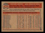 2006 Topps Heritage #439  Brian James Anderson  Back Thumbnail