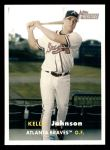 2006 Topps Heritage #462  Kelly Johnson  Front Thumbnail