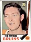 1969 Topps #32  Fred Stanfield  Front Thumbnail