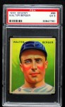 1933 Goudey #98  Wally Berger  Front Thumbnail