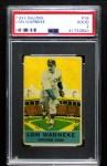 1933 DeLong Gum R333 #16  Lon Warneke  Front Thumbnail