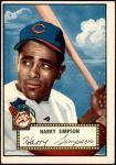 1952 Topps #193  Harry Simpson  Front Thumbnail