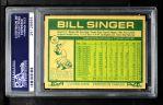 1977 O-Pee-Chee #85  Bill Singer  Back Thumbnail