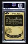 1965 Topps #59  Bobby Hull  Back Thumbnail