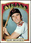 1972 Topps #193  Kurt Bevacqua  Front Thumbnail