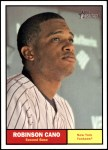 2010 Topps Heritage #180  Robinson Cano  Front Thumbnail